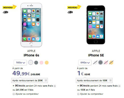 prix-iphone-sfr