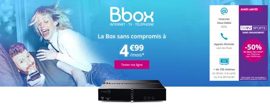 promo bbox adsl